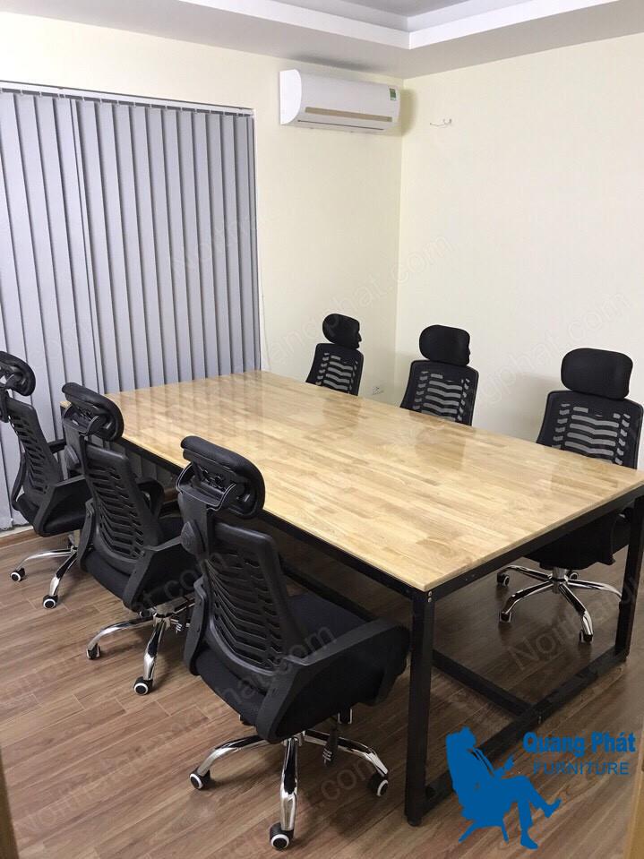 bán bàn ghế văn phòng cũ